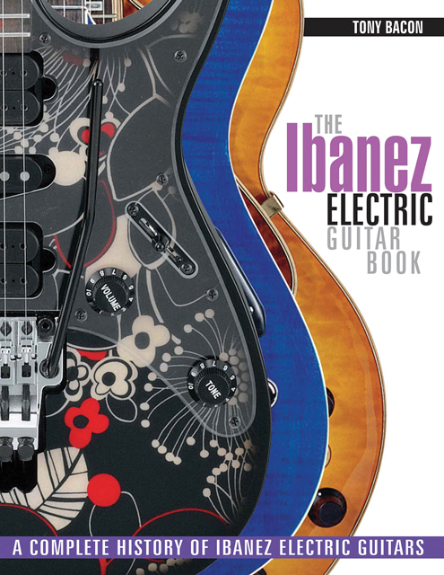 ibanez-electric guitar book