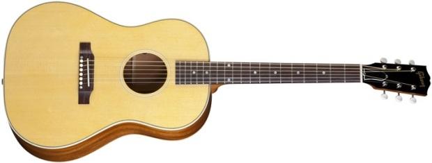 Gibson LG-2 American Eagle - nowa gitara akustyczna z dobrą elektroniką