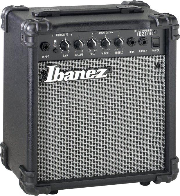 Ibanez IBZ10G - wzmacniacz gitarowy na początek poniżej 250 zł