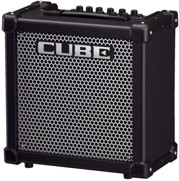 Roland Cube-20GX - TEST - dobrze brzmiące combo z efektami i możliwością nagrywania do 600 zł