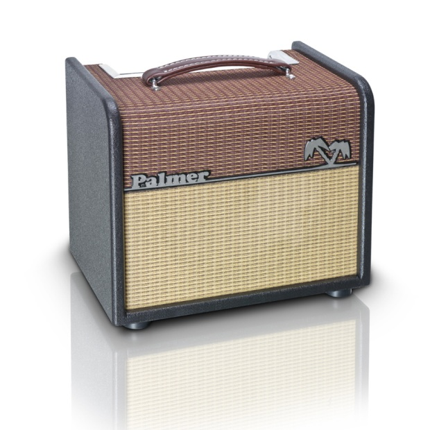 Palmer FAB 5 - małe, lampowe combo do bluesa i rocka o mocy 5W