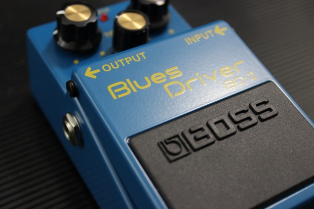 BOSS BD-2 Blues Driver - DEMO, REAMPING TEST