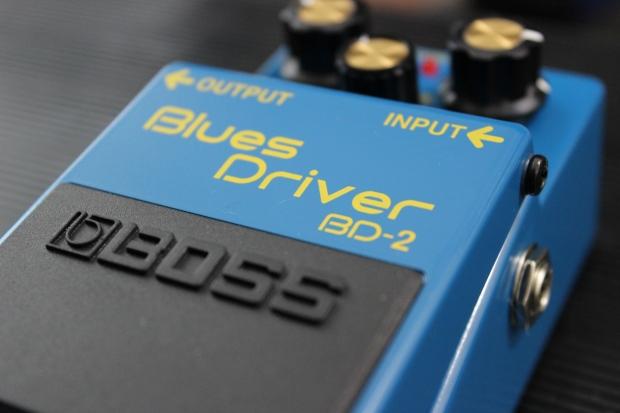 BOSS BD-2 Blues Driver - świetny bluesowy overdrive o dużym zakresie gainu