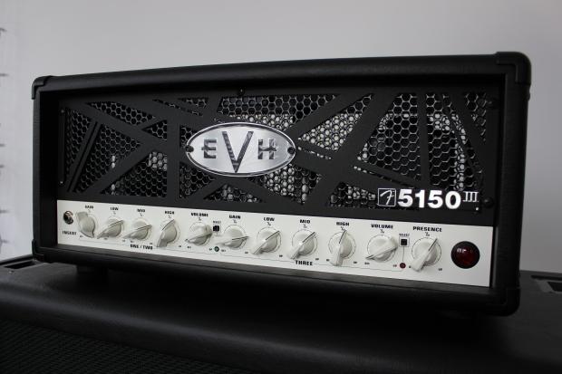 EVH 5150 III - bardzo głośny head 50W do grania rocka, metalu i innych