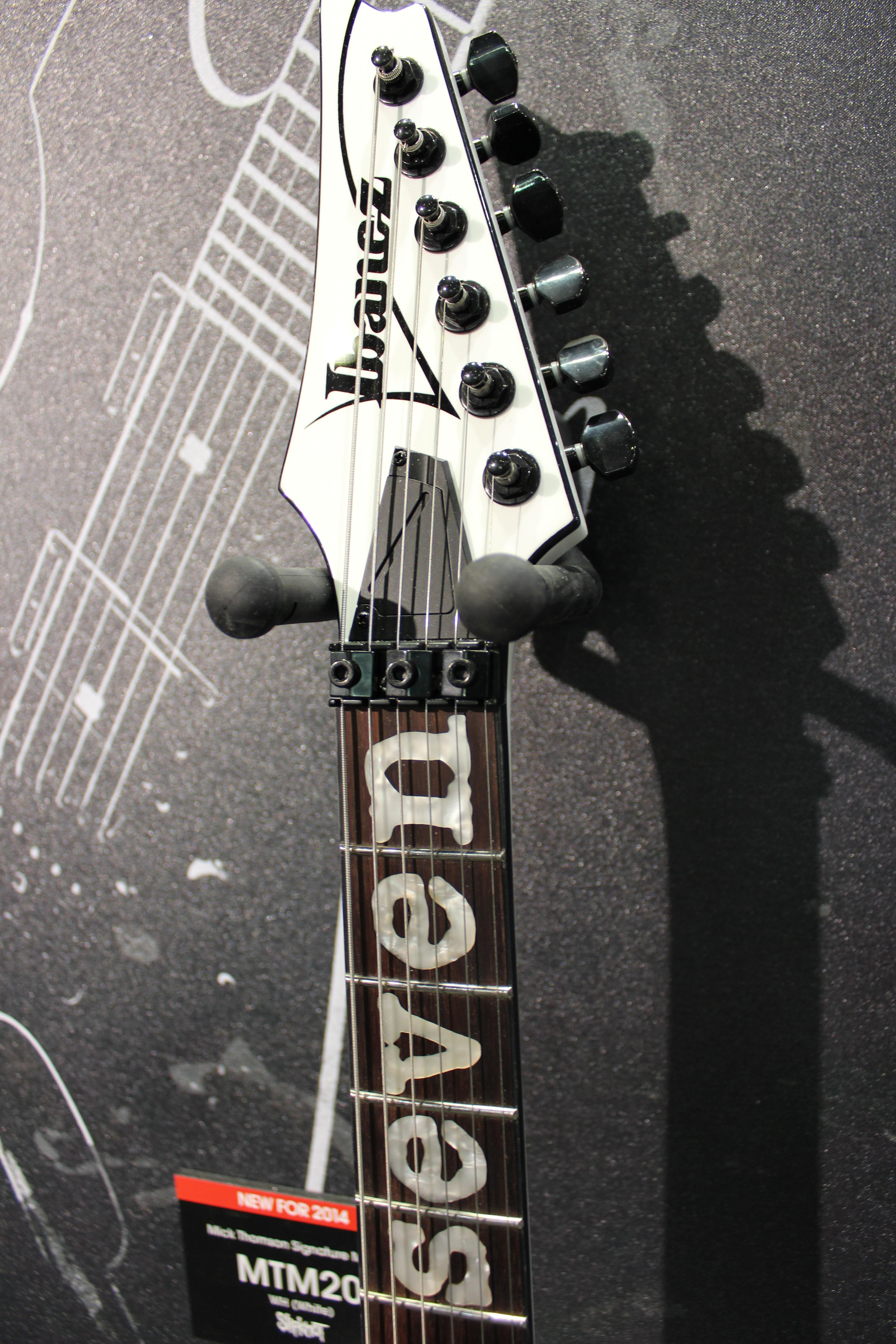 Ibanez – nowe gitary sygnowane przez muzyków Slipknot, In Flames ...
