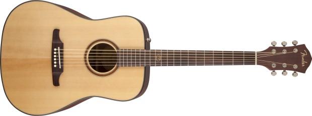 Fender Acoustics F-Series - nowa seria gitar akustycznych bazująca na modelach z lat '70