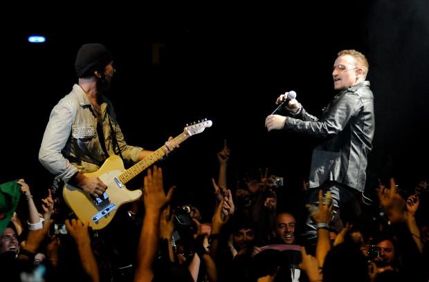 U2 360 Tour Opener - Barcelona