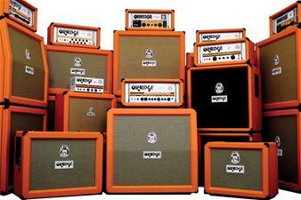 Orange Amps 2015