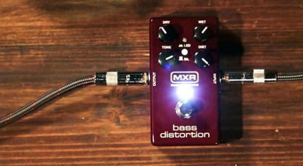 Dunlop MXR Bass Distortion