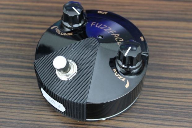Dunlop Fuzz Face Mini Joe Bonamassa Signature (FFM4)