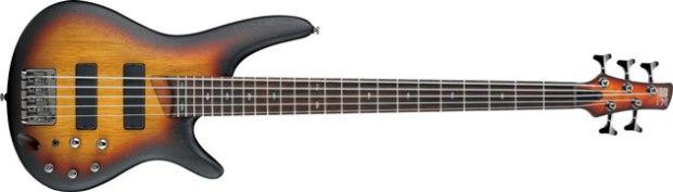 Ibanez SR500 Bass Series