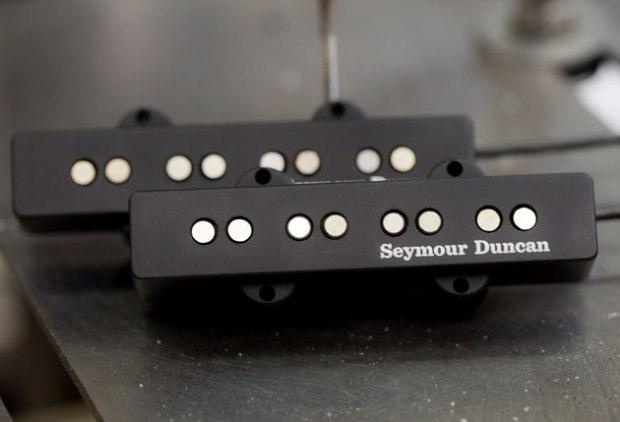 Seymour Duncan Apollo Jazz Bass