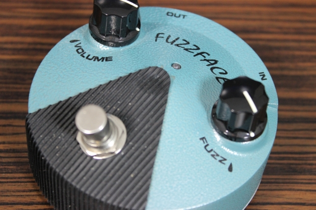 Dunlop Jimi Hendrix Fuzz Face Mini (FFM3)