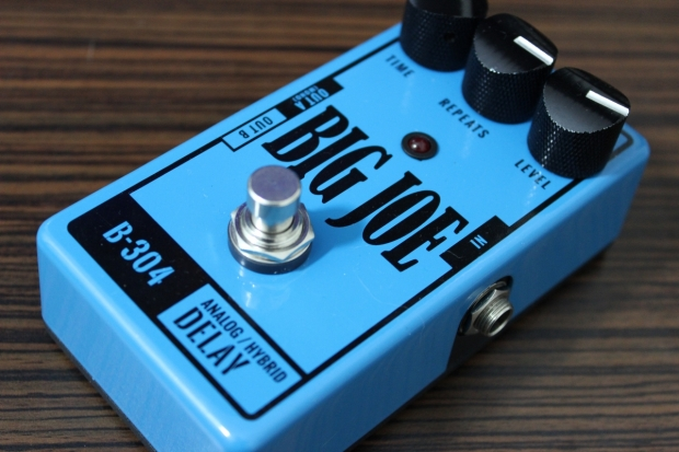 Big Joe B-304 Analog / Hybrid Delay