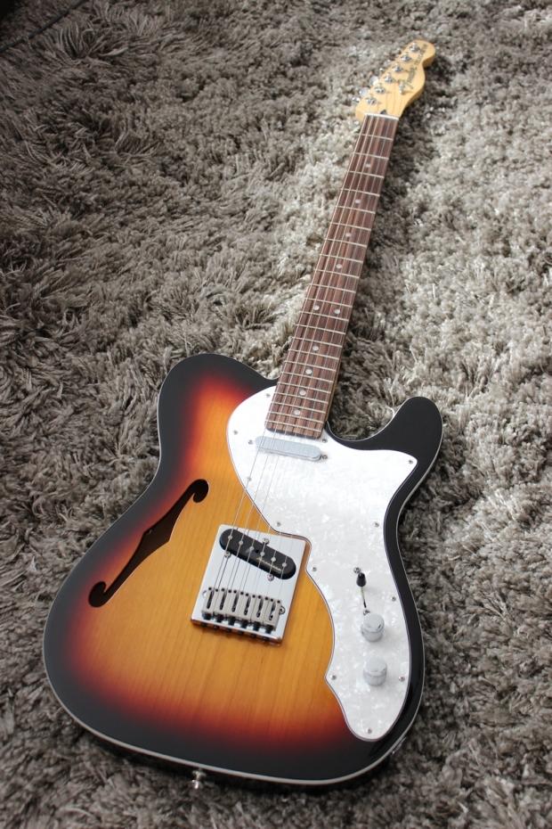 Fender Deluxe Telecaster Thinline